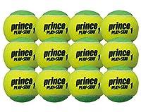 prince(プリンス) キッズ・ジュニア ステージ1グリーン BALL DZ テニスボール(12個セット) グリーン 7G321