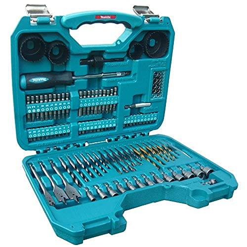 Makita Power Drill Accessory Set (100 Pieces)