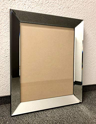 Colmore Bilderrahmen 90x70cm Spiegelrahmen Rahmen Spiegel Glas Fotorahmen Neu