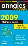Mathématiques Bac ES