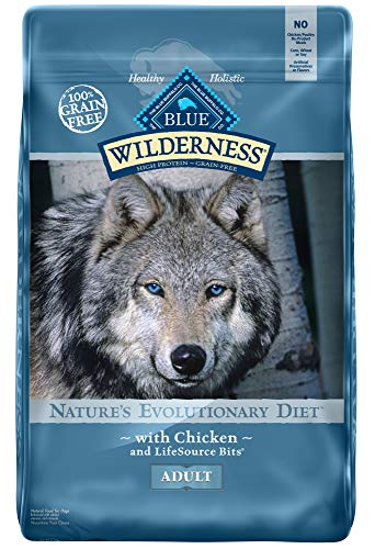 Blue Buffalo Wilderness High Protein...