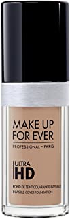 Make up for Ever Ultra Hd Foundation Fluid Foundation #Y335 30 Ml.