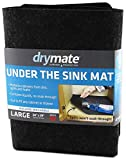 Drymate USMC2429 24' x 29' Under The Sink, Premium Shelf Liner, Mat – Absorbent/Waterproof – Protects Cabinets, Contains Liquids Made in The USA
