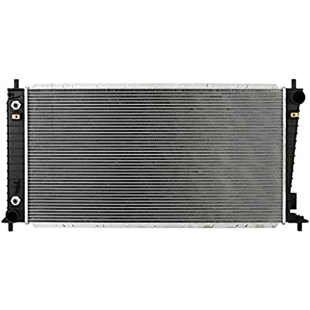 TYC 2819 Ford F150 Pickup 1-Row Plastic Aluminum Replacement Radiator
