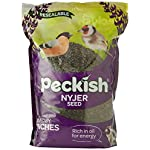 Peckish Nyger Seed for Wild Birds,60051274