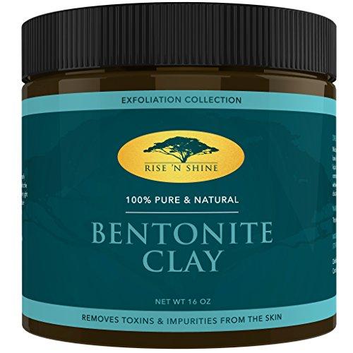 Bentonite Clay Mask For Hair Review