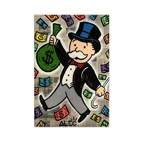 Empire - Póster de monopolio para videojuegos (50 x 75 cm)
