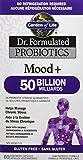 Garden of Life Dr. Formulated Probiotics Mood + Vcaps - Shelf Stable, 60