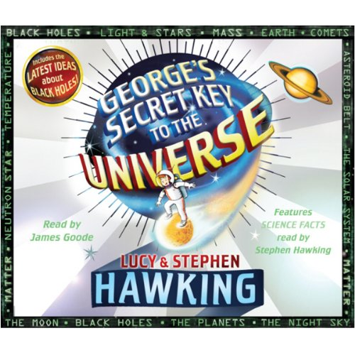 George's Secret Key to the Universe cover art