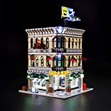 BRIKSMAX Led Lighting Kit for Creator Grand Emporium - Compatible with Lego 10211 Building Blocks Model- Not Include The Lego Set