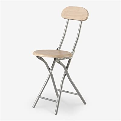 2x silla por 9 kg silla de hierro forjado silla plegable ...