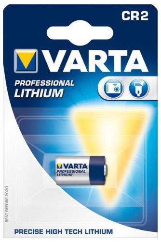 Varta Lithium CR2 avec photo/3.0 V/920 mAh
