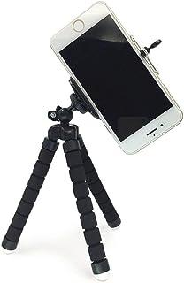 Tripé Para Celular Flexivel E Camera Preto CBRN08742