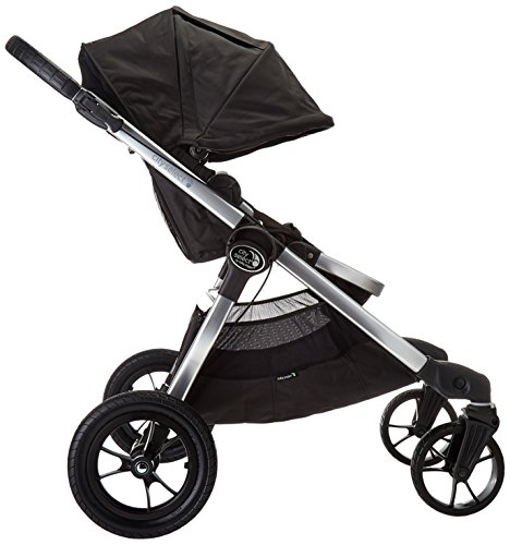 Baby Jogger City Select Stroller - 2016 | Baby Stroller with 16 Ways to Ride, Goes from Single to Double Stroller | Quick Fold Stroller, Onyx