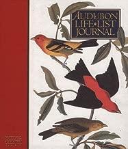 Audubon Life-List Journal