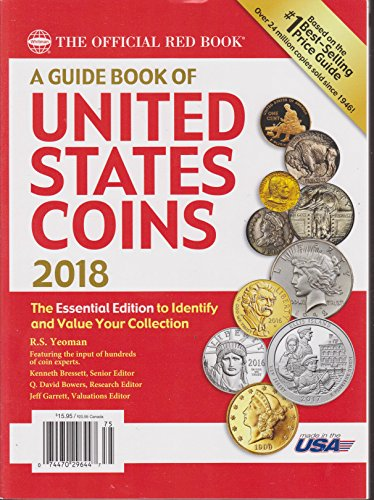 A Guide Book of United States Coins 2018 Essential Edition