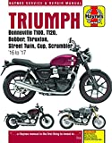 Triumph 900 & 1200, '16-'17: Covers Models with Water-Cooled Engines (Haynes Service and Repair Manual)