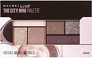 Best maybelline the city mini palette chill brunch neutrals Reviews