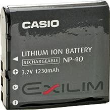 Casio NP-40 Battery for EXILIM Cameras