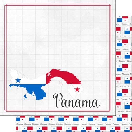 Scrapbook Customs 38913 Panama Adventure x Border NEW before selling ☆ Inch 12 Inc 5% OFF
