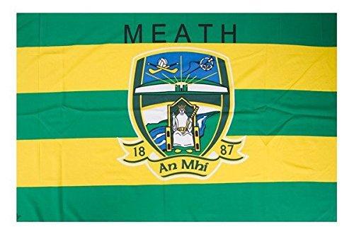 Offizielle Flagge Irland MEATH GAA Kamm 152cm x91cm sehr begrenzt verfügbar