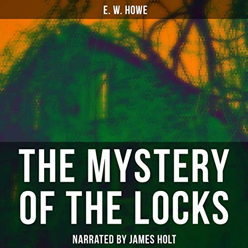 The Mystery of the Locks audiobook cover art