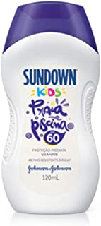 Protetor Solar Praia e Piscina Sundown Kids FPS 60, 120ml