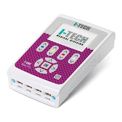I-TECH Medical Division, T-One Medi Pro, Elettroterapia, Medico Sportivo, 4 Canali, 101 Programmi