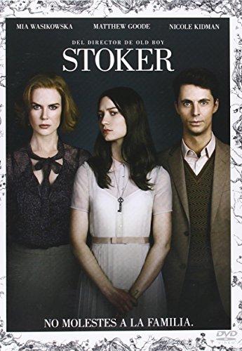 Stoker (Import Movie) (European Format - Zone 2) (2013) Mia Wasikowska; Matthew Goode; Nicole Kidman; Jacki