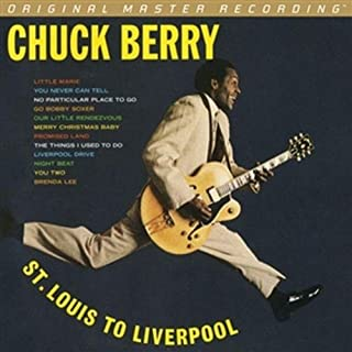 Chuck Berry Is on Top / St Louis to Liverpool