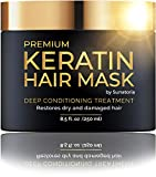 2021 Premium Keratin Hair Mask - Professional...