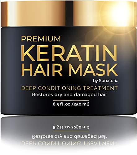(11% OFF) Keratin Hair Mask by Sunatoria $17.53 – Coupon Code