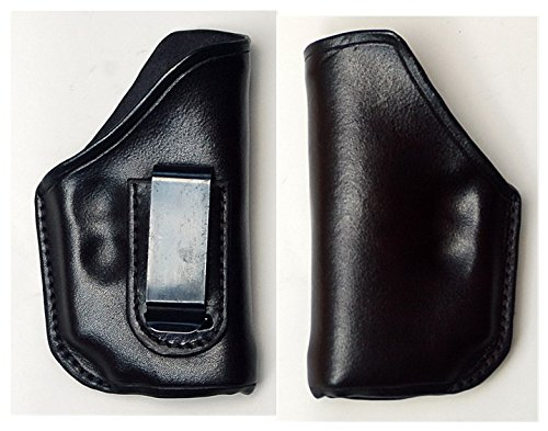 Turtlecreek Leather IWB Holster for Kahr PM9 CM9 with Crimson Trace Laser Products