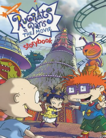 Rugrats in Paris: The Movie Storybook