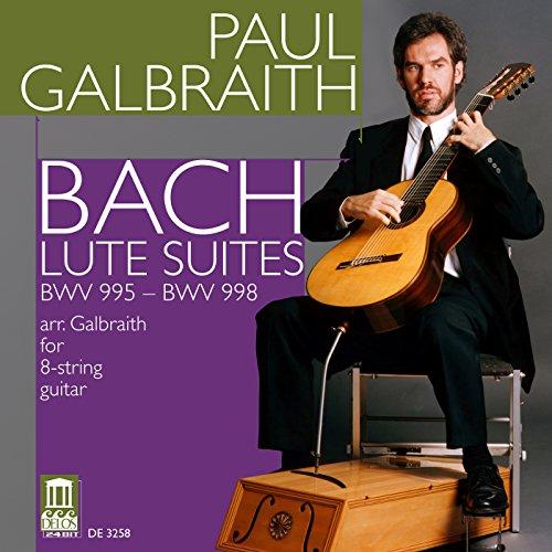 Bach: Lautesuiten für Gitarre