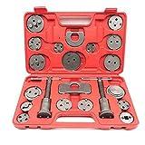 NXYJD Herramienta especial para reemplazar pastillas de freno, conjunto de herramientas de retorno del cilindro de freno, desmontaje de automóviles de mariposa y herramienta de reparación de automóvil