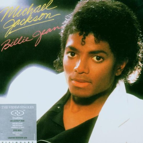 Billie Jean (Ltd.Edition; Aus der Serie: Michael Jackson - The Video Singles)