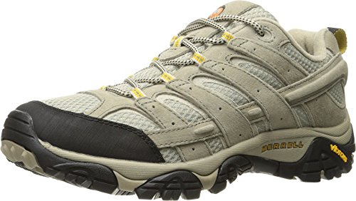 Merrell womens Moab 2 Vent Hiking Shoe, Taupe, 7.5 Wide US