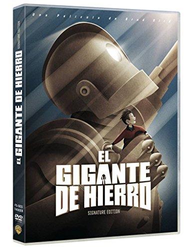 El Gigante De Hierro - Signature Edition [DVD]