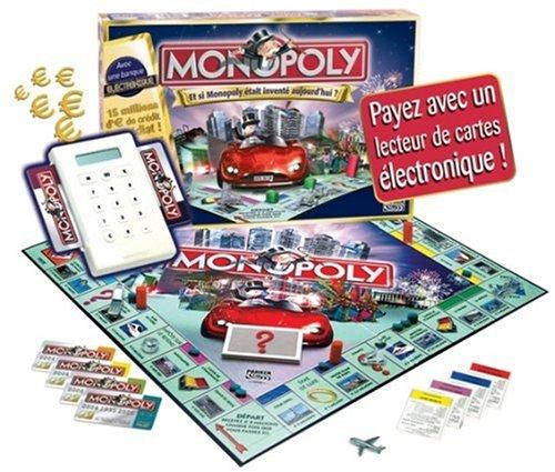 Parker - Jeu de société - Monopoly Electronique