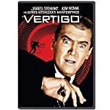 James Stewart Vertigo Movie Posters  Canvas painting art poster print home wall living room decoration -20x28 IN No Frame