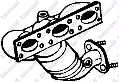 Bosal 090-403 Katalysator