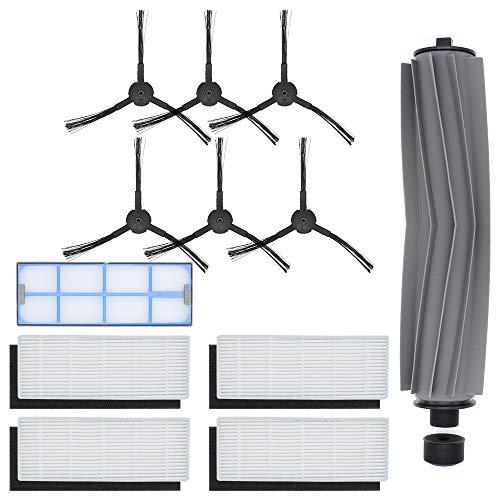 DingGreat Accesorios para ILIFE A8 A6 X620 X623 Robot Aspira