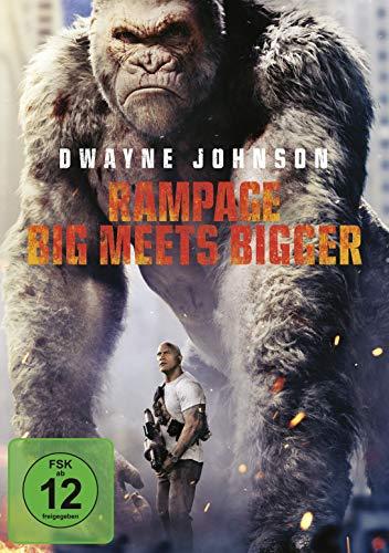 Rampage: Big Meets Bigger