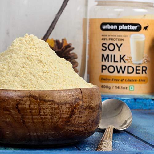 Urban Platter Soy Milk Powder, 400g