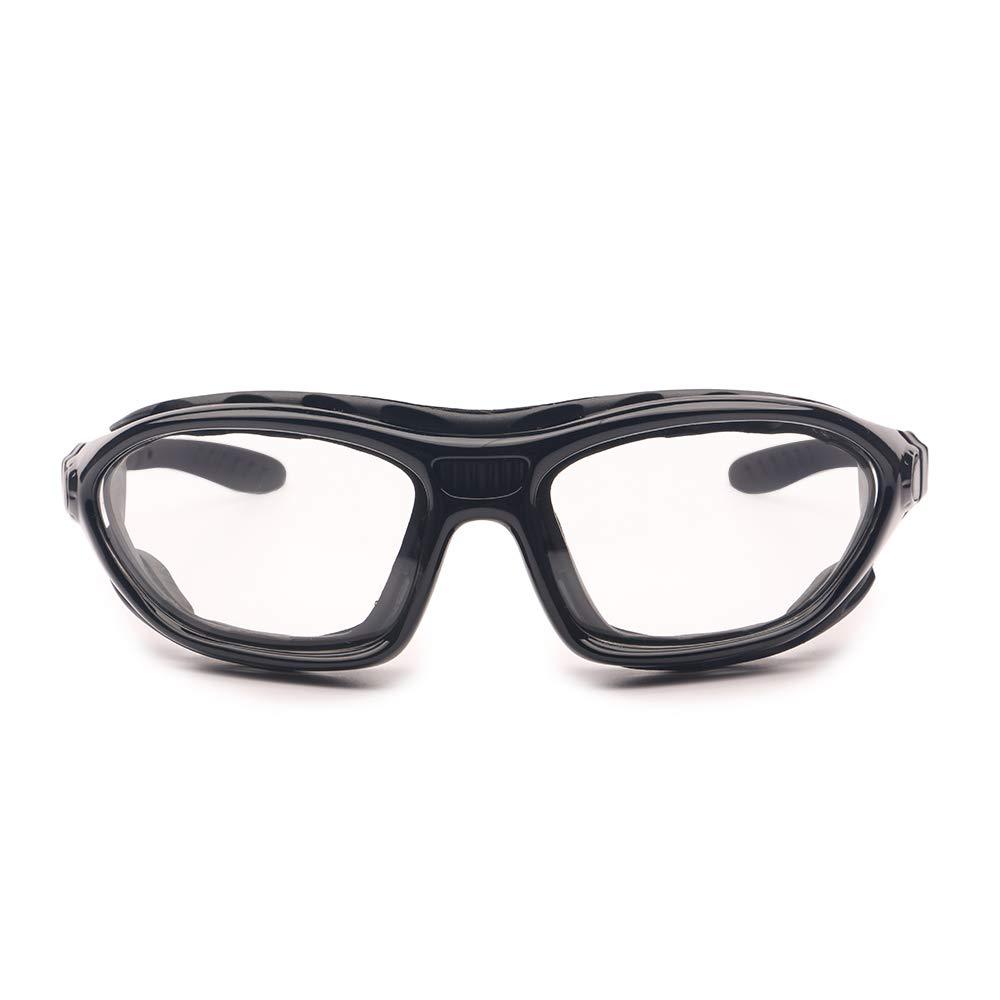 Señoras Gafas MarcosInc Anti-rayadura recubierto lentes claraspara la ropa de moda