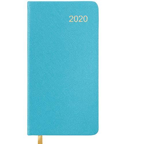 2020 Pocket Planner/Pocket Calendar: 14 Months (Begins November 2019) / 2020 Calendar/ 2020 Weekly Calendar/Weekly Planner Organizer (Teal)