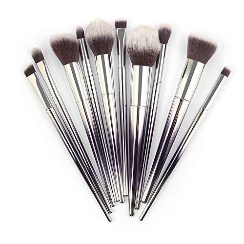Pinceau de maquillage, mode Tonsee exquis 10 PCS Make Up Foundation sourcils Eyeliner Blush Cosmétique Concealer Brosses