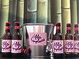 Cervezas Para Regalar Cumpleaños - Set de 6 cervezas personalizadas con cubo enfriador y abrebotellas, cervezas con diseño para regalar en cumpleaños