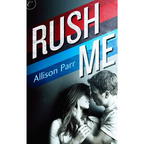 Rush Me audiobook cover art